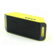Bluetooth hangszóró vezeték nélküli hangszóró, Mp3, FM Rádió, USB, micro SD kártya, - Mini-X8U-C