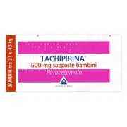 Angelini Spa Tachipirina Bambini 500 Mg Supposte 10 Supposte