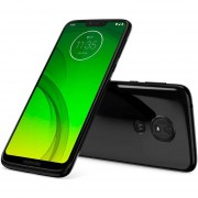 Celular MOTOROLA MOTO G7 Power 4GB 64GB Android 9.0 Octa Core Negro