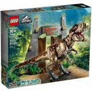 LEGO Jurassic Park: T. rex Rampage