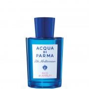 Acqua di Parma blu mediterraneo fico amalfi eau de toilette 75 ML + Mini Cappelliera Cipresso di Toscana