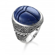 Thomas Sabo Ring blau TR2205-534-1-68
