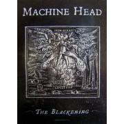"""zászló Machina Head """"The Blackening"""" - HFL 0978"""
