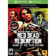 Xbox One / Xbox 360 Juego Red Dead Redemption Goty