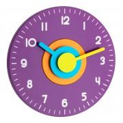POLO - Стенен часовник, цветен - Безшумен - 60.3015.11