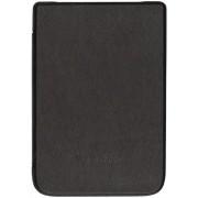 "Husa PocketBook Shell 6"" WPUC-616-S-BK pentru PocketBook Basic Lux 2, PocketBook Touch Lux 4 (Negru)"
