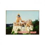 Port card metalic, Castelul Bran