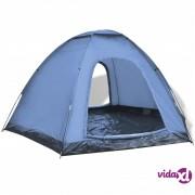 vidaXL Šator za 6 Osoba Plavi
