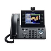 Cisco Handset - Charcoal