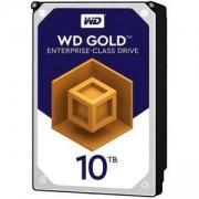Твърд диск HDD 10TB SATAIII WD Gold 7200rpm 256MB for servers, WD101KRYZ