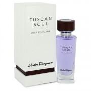 Tuscan Soul Viola Essenziale Eau De Toilette Spray By Salvatore Ferragamo 2.5 oz Eau De Toilette Spray