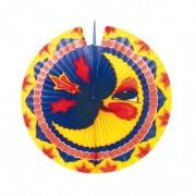 Lampión diskový MESIAC Ø 33 cm [1 ks]
