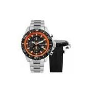 Relógio Technos Masculino Acqua Kit Pulseira Os10en/1p