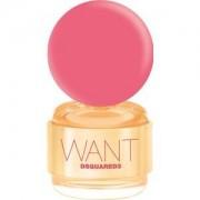 Dsquared² Perfumes femeninos Want Pink Ginger Eau de Parfum Spray 30 ml