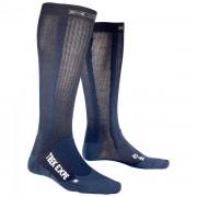 X-SOCKS Calze trekking X-Socks Expedition (Colore: blu, Taglia: 45/47)