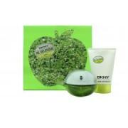 DKNY Be Delicious Set de Regalo 50ml EDP + 100ml Loción Corporal