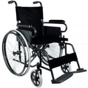 sedia a rotelle / carrozzina pieghevole ad autospinta basic - seduta 4
