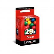 CARTUS LEXMARK 18C1529E COLOR 29A Cartus Lexmark 18C1529E, color