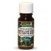 Saloos Santalové drevo, éterický olej 5 ml
