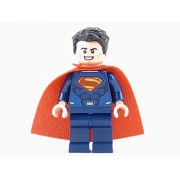 Superman Minifigure - Genuine Lego Minifig from Set 76044 /item# G4W8B-48Q36873