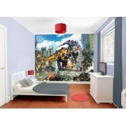 Transformers - A kihalás kora gyerekszoba tapéta, Walltastic