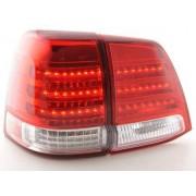 FK-Automotive fanale posteriore a LED per Toyota Land Cruiser (tipo FJ200) anno di costr. 07-08, cromato