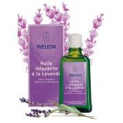 Weleda Huile relaxante à la Lavande - Détend et ressource 100 ml - Weleda