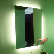 Indirectly lit mirror INLIGHT