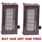BUY one get one free 10 led Metal Emergency Light