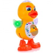 Dancing Duck With Music Flashing Lights and Real Dancing Action