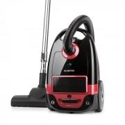 Klarstein Mister Eco Aspirateur traineau filtre HEPA 13 450W - noir & rouge