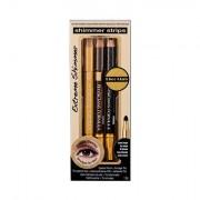 Physicians Formula Shimmer Strips Eye Pencil + Smudger Trio matita occhi 0,6 g tonalità Glam Nude donna