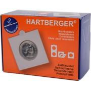 Hartberger munthouders zelfklevend 39,5 mm - 100x - (100 stuks)