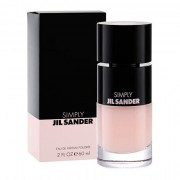 Jil Sander Simply Jil Sander Poudree eau de parfum 60 ml donna