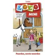 Loco Mini Loco - Paarden Eerste Woorden (6-7 jaar)