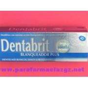 DENTABRIT BLANQ PLUS 75 376616 DENTABRIT BLANQUEADOR PLUS - (75 ML )