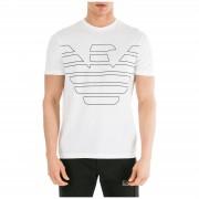 Emporio Armani T-shirt maglia maniche corte girocollo uomo regular fit