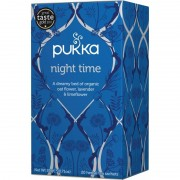 Pukka Night Time Tea EKO 20 påsar The