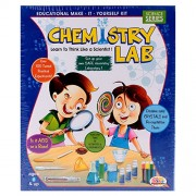 Ekta Chemistry Lab Educational Kit