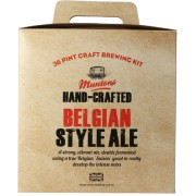 Muntons Hand-Crafted Belgian Ale 3.6 kg
