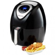 Friteuza digitala fara ulei Andrew James AJ001336 Air Fryer, Capacitate 3.2 Litri, 1400 W