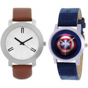 TRUE CHOICE NEW TC 16+17 SIMPLE BEST LOOK WATCHES FOR MEN N BOYS WITH 6 MONTH WARRANTY