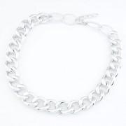 BAGISIMO Stříbrný řetěz na krk
