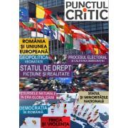 Abonament Revista Punctul Critic pentru străinătate