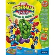 VTech V.Smile Smartbook - Marvel Spider-Man and Friends: Where's the Hulk? (Software Cartridge)