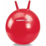 Minge fitness Energy Fit, cu urechi, pentru sarit (Rosie)