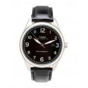 メンズ TIMEX WATERBURY AUTOMATIC 腕時計 ブラック
