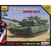 Abrams M1A1 US Main Battle Tank Hot War