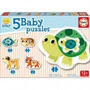Puzzle Baby Pets 14 Piese