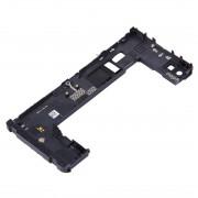 iPartsBuy pour BlackBerry Z10 (version 3G) Panneau de lentille de caméra de logement de plaque arrière